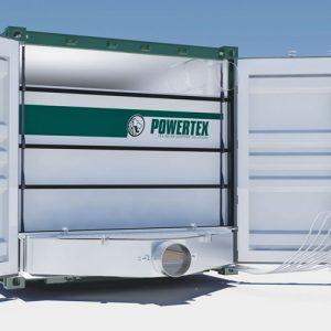 Revêtement de conteneur Agricole Sea Bulk®